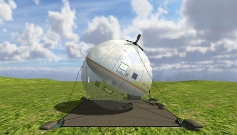 GATR Balloons being used by US Military to combat crises - Interesting Engineering | Education Technology | Scoop.it