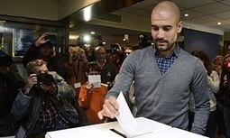 Pep the politician: Guardiola lends name to Catalonian separatist party - The Guardian | AC Affairs | Scoop.it