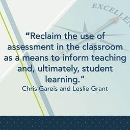 Assessment in the Classroom: Informing Teaching and Learning | Education | Scoop.it