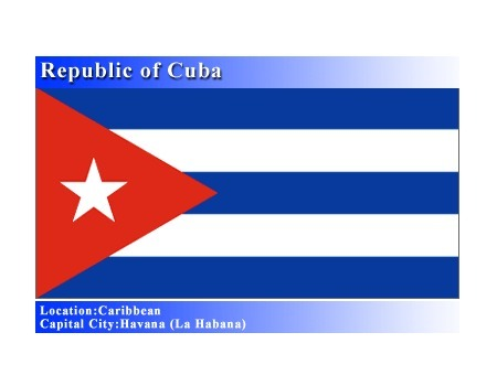 Flag of Country | Cuba, Austin Brown | Scoop.it
