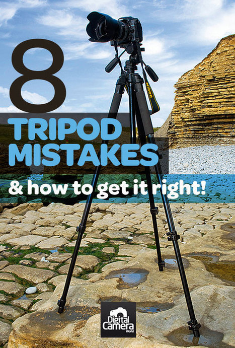 8 tripod mistakes every photographer makes (and how to get it right) | Digital Camera World | Digital Photo | Scoop.it