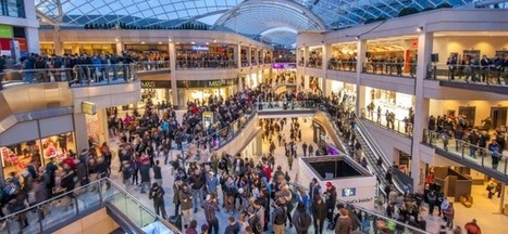 Beacons get vote of confidence with roll out across major UK shopping centre | QR code, NFC, Réalité augmentée… | Scoop.it