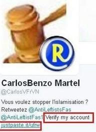 Votre compte est suspendu, voilà comment retrouver vos contacts Powered by RebelMouse | Islam : danger planétaire | Scoop.it