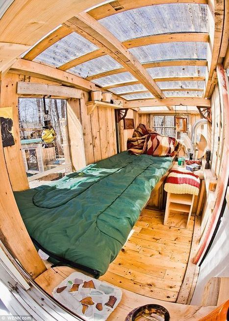 The charming $200 micro houses made from junk | Share Some Love Today | Scoop.it