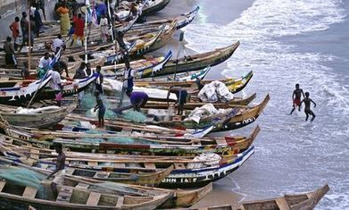 Does Ghana's oil boom spell the end for its fishing industry? | Global Aquaculture News & Events | Scoop.it