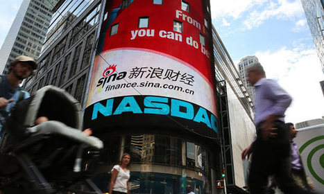 Nasdaq crash triggers fear of data meltdown | The Guardian | The Programmable City | Scoop.it