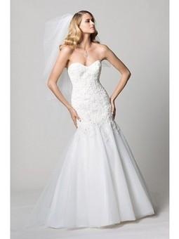 WTOO 19484 Nadine   Wedding Dresses   Scoop.it