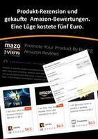 Produkt-Rezension und gekaufte Amazon-Bewertungen. eBook by Heinz Duthel - Kobo | www.pressrelease.one | Scoop.it