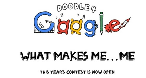 Doodle4Google - WHAT MAKES ME ... ME | Educational Technology | Scoop.it