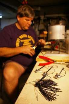 Homemade jigs, lures a growing hobby - Tribune-Review | Adventurous Lives | Scoop.it