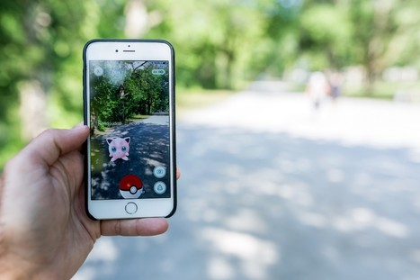 Can Augmented Reality Alter Reality? Quantifying the Pokémon GO Effect – Achievemint – Medium | Salud Publica | Scoop.it