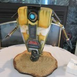 Borderlands Claptrap Wedding Cake: Save the Last Dance for Him | All Geeks | Scoop.it