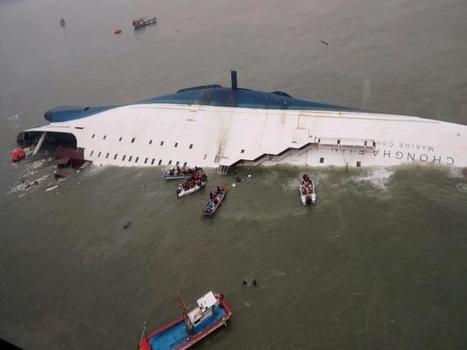 Vaticano: Papa pede oração pelas vítimas do desastre marítimo na Coreia do Sul | Ásia | Scoop.it
