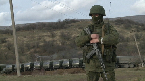 Ukraine orders troop pullout from Crimea