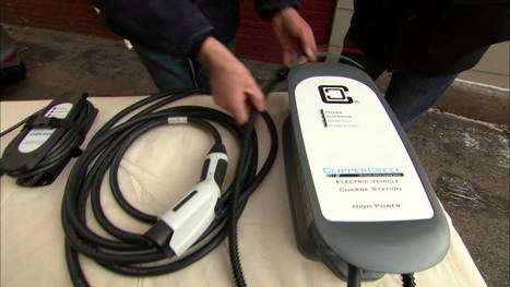 EU Mandates Electric Car Chargers In All New Homes By 2019 - Gas 2 | Heron | Scoop.it