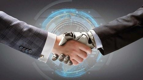 Quand l'intelligence artificielle transforme notre vie au bureau | DOCAPOST RH | Scoop.it