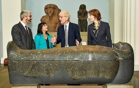 La Caixa organizará cuatro grandes exposiciones con fondos del Museo Británico | Mundo Clásico | Scoop.it