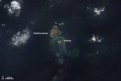 Ha nacido una nueva isla — Noticias de la Ciencia y la Tecnología (Amazings®  / NCYT®) | 2ª Evaluación | Scoop.it