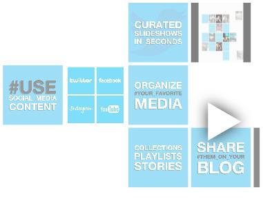 Brickflow - Turn your media into memorable stories | the interpreters | Scoop.it