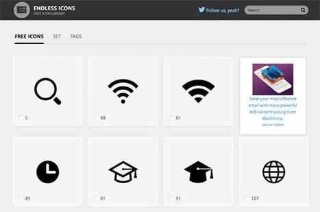 Las mejores páginas de recursos de diseño (I): Iconos | El Mundo del Diseño Gráfico | Scoop.it