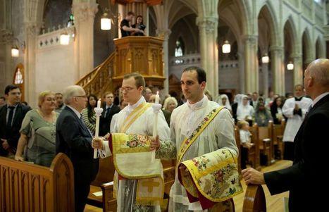 De jeunes prêtres chérissent la tradition | Jeunes et religions | Revue du Web | Scoop.it