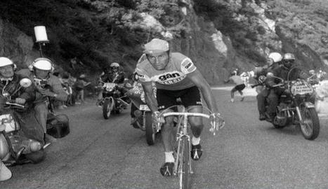 Saint-Lary va commémorer la victoire de Poulidor au Pla d'Adet | Vallée d'Aure - Pyrénées | Scoop.it