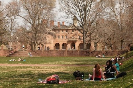 Increasing Students' Understanding of Neurodiversity at College of William and Mary's | Education | Scoop.it