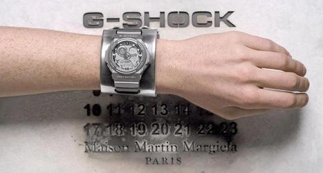 We are is proud to present the G-SHOCK by Maison Martin Margiela 30th anniversar... | Casio Watch Store | Scoop.it