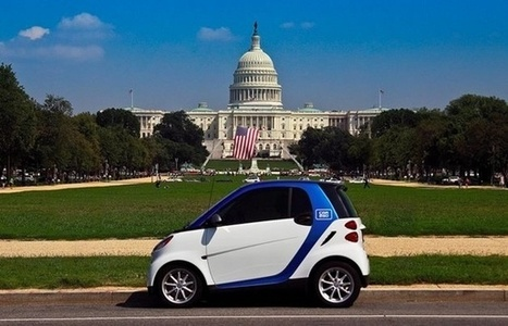 Congress Just Started Caring About the Sharing Economy | Sustainable Futures | Scoop.it