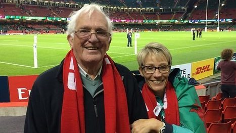 BBC Radio 5 live - In Short, 'Emotional' Rugby World Cup visit for fan with dementia   Neurological Disorders   Scoop.it