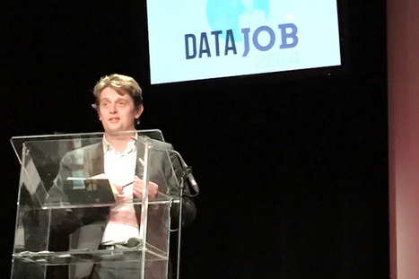 """Travailler l'Open Data, c'est travailler la démocratie"" pour le Chief Data Officer de la France - La Revue du Digital 