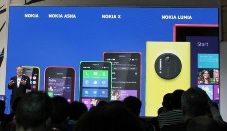 Nokia fait déjà des infidélités à Microsoft avec Android ? - Diginomos | News de la semaine .net | Scoop.it