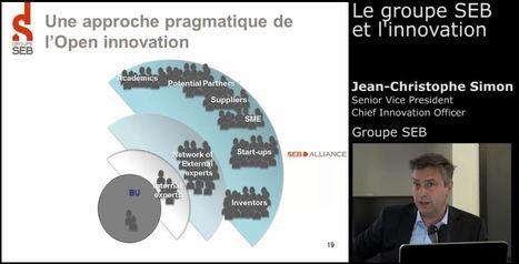 Le groupe SEB et l'[open]innovation   Open Innovation in France   Scoop.it