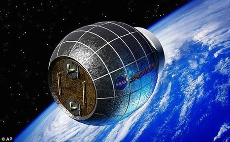 International Space Station is to get new INFLATABLE module | The NewSpace Daily | Scoop.it