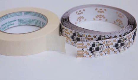 SensorTape – 3D-aware dense sensor network on a roll of tape | Raspberry pi | Scoop.it