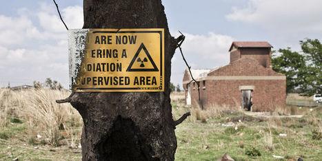 Des milliers de Sud-Africains vivent sur des terrils radioactifs | Options Futurs Rio+20 | Scoop.it