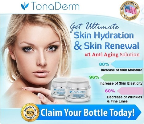 Tonaderm Review - Absolutely Risk Free Trial Pack | baley wakers | Scoop.it