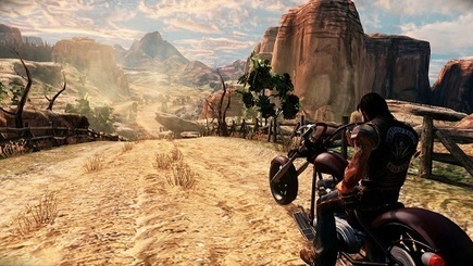 Ride to Hell: Retribution Bike Customisation Features Revealed | mw3 | Scoop.it