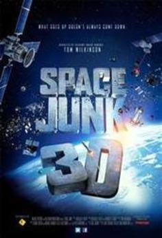 Orbital debris threat crashes into theaters in 'Space Junk 3D' - msnbc.com | Machinimania | Scoop.it