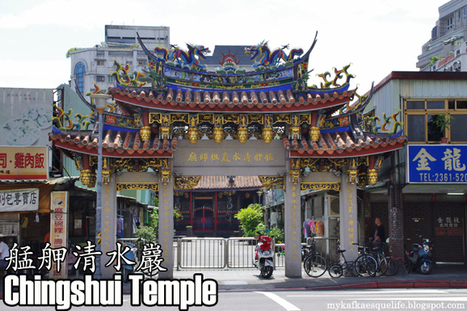 Chingshui Temple, Wanhua, Taipei   Things to do and eat in in Taiwan   Scoop.it