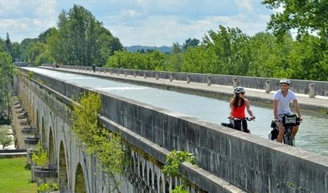 V80, deux ans de partenariat autour du Canal des 2 Mers à vélo - Départements & Régions Cyclables   Politiques cyclables des territoires   Scoop.it