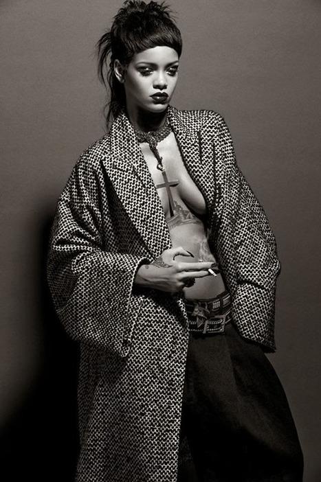 032C MAGAZINE : Rihanna by Photographers Inez & Vinoodh   Love   Scoop.it