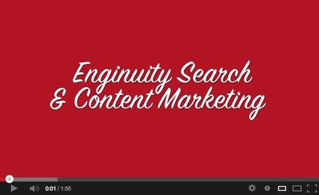 Curated Search Engine Makes It To Find Relevant Content Across All Media Channels: Enginuity | PHi-Social | Scoop.it
