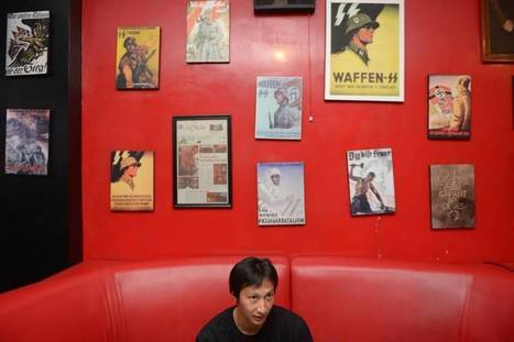 Nazi-themed cafe sparks global ire | The Butter | Scoop.it