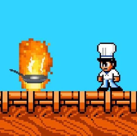 Kitchen Fighter – La cuisine expliquée aux geeks | Cabinet de curiosités numériques | Scoop.it