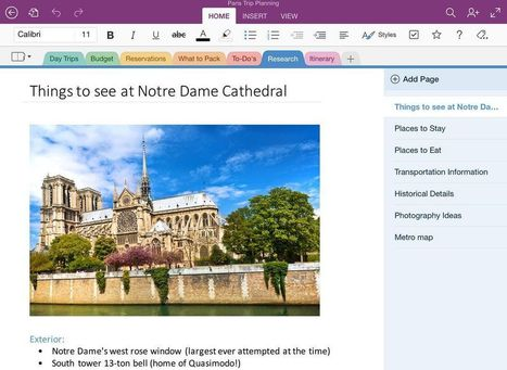 Microsoft Updates OneNote To Match iOS7-Friendly Office Suite | Cult of Mac | Nerd Vittles Daily Dump | Scoop.it