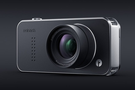 Relonch Camera Elevates iPhone Photography to Magazine Quality | Gadgets I lust for | Scoop.it