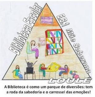 BIBLIOTECA ESCOLAR EB1 MÃE SOBERANA / BIBLIOTECA ESCOLAR EB1/JI HORTA DE STº ANTÓNIO | Bibliotecas | Scoop.it