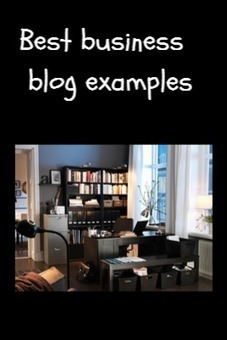 My Favorite Marketing Blogs ... 10 Examples to Learn From | Creative Marketing and Advertising | Scoop.it