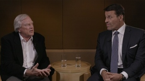 Tony Robbins and Bob Carr Join Forces to Change the World One Child at a Time | CGI Animation and Gaming | Scoop.it